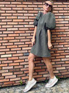 šaty waffbon