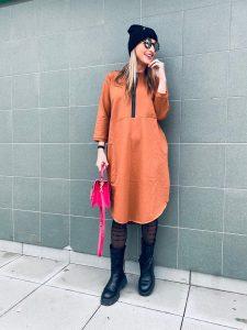 šaty zippi